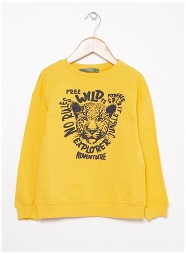 Limon Company Sweatshirt Hardal